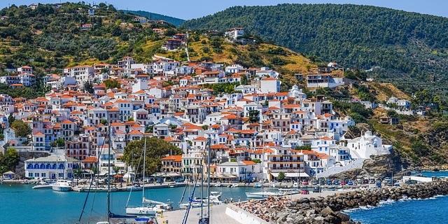 Grekland skopelos resor